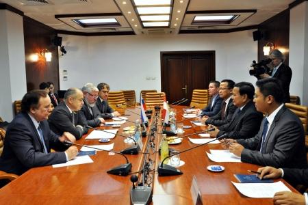 Россия – Индонезия. Новые формы сотрудничества