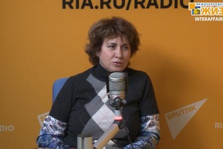 Наталья Нафталиева, дизайнер моды, глава Дома моды, режиссер