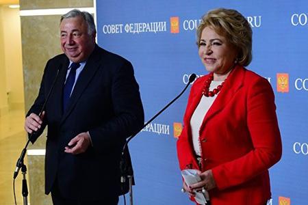 Совет Федерации РФ и Сенат Франции объединяют усилия для разрешение региональных и международных проблем