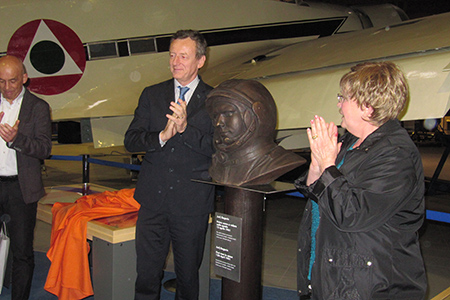 В Италии, в городе Тренто помнят Гагарина
