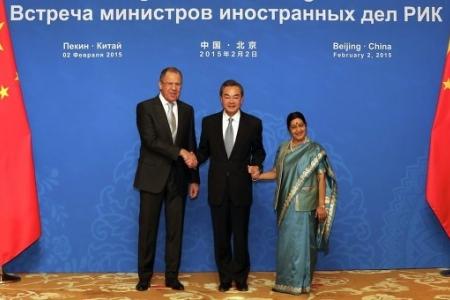 О приоритетах Объединения Россия-Индия-Китай (РИК)