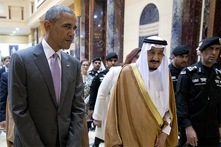 США vs Саудовская Аравия: новый геополитический фронт