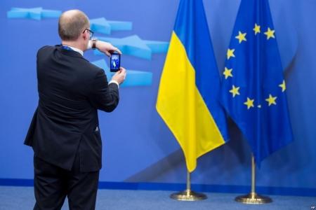 «Украина – цэ Европа». А в Европе всё неоднозначно…