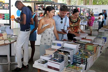 На Кубе книги как из рога изобилия