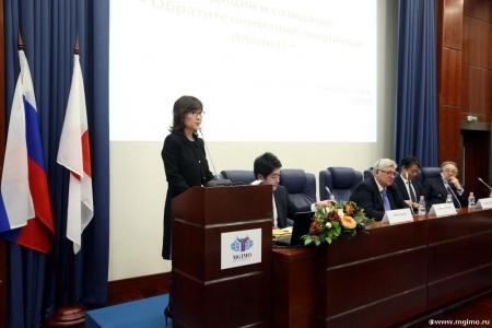 Томоми Инада: «Россия остается важным внешнеполитическим партнером для Японии»