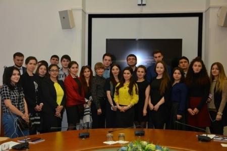 Молодые специалисты обсудили проблемы Северного Кавказа