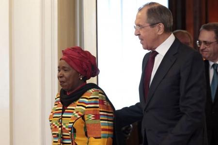 Россия – Африка: взаимные надежды и идеи сотрудничества
