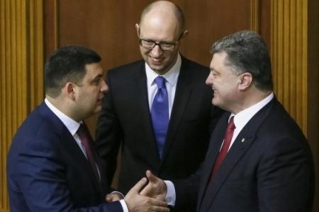 Украина – между Яценюком и Гройсманом