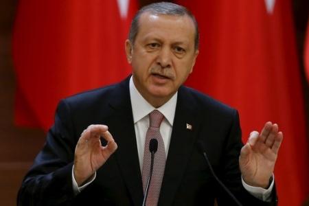 Эрдоган: игра в четыре руки