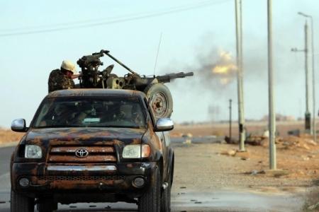 Ливия – новый фронт борьбы против терроризма