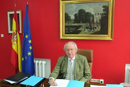 Посол Королевства Испания в России Хосе Игнасио Карбахаль Гарате: «Увидеть и полюбить Испанию»