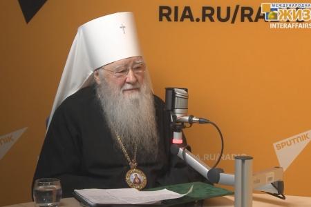 Митрополит Крутицкий и Коломенский Владыка Ювеналий (часть 1)