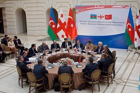 На Кавказе создается новый военный блок?