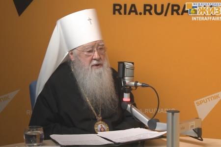 Митрополит Крутицкий и Коломенский Владыка Ювеналий. (часть 2)