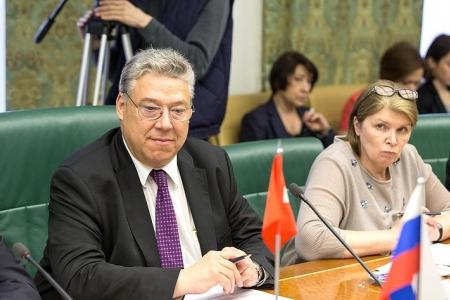 Федеративное устройство России и Швейцарии - преимущество двух стран и основа для партнерства