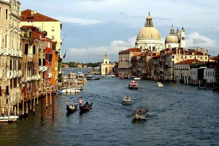 Эпос начала XXI века: Венеция встала на сторону Крыма