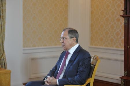 Foreign Minister Sergey Lavrov's interview with Rossiya Segodnya, May 4, 2016