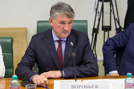 Майское заседание Комитета общественной поддержки жителей Юго-Востока Украины