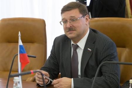 К. Косачев: Алтайский регион – пример успешного развития интеграции и приграничного сотрудничества