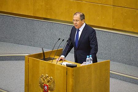 Сергей Лавров «Россия будет и впредь проводить инициативную, самостоятельную, ответственную политику»