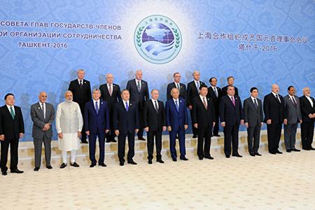 Шанхайская организация сотрудничества как элемент многополярного мироустройства