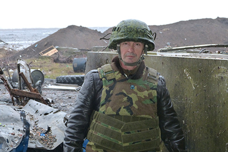 События на Украине и их последствия для всего мира: ответ западным СМИ итальянского журналиста-очевидца и ученого - антрополога
