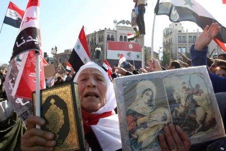 Геноцид христиан в Сирии: молчать преступно