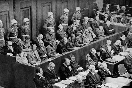 Ревизия Нюрнбергского приговора чревата новыми Освенцимами и Бухенвальдами