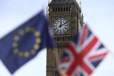 «Правь, Британия», на выход!