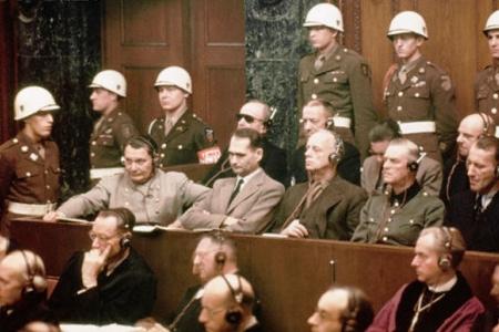 Опыт Нюрнберга в преломлении к ситуации в Сирии и Украине
