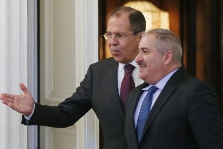 Россия и Иордания за политическое урегулирование в Сирии