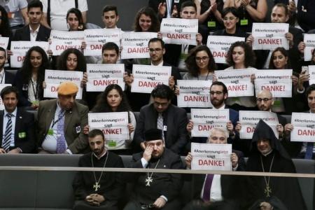Голосование в бундестаге без оглядки на Турцию