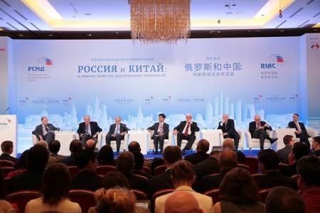 Россия и Китай: к новому качеству двусторонних отношений