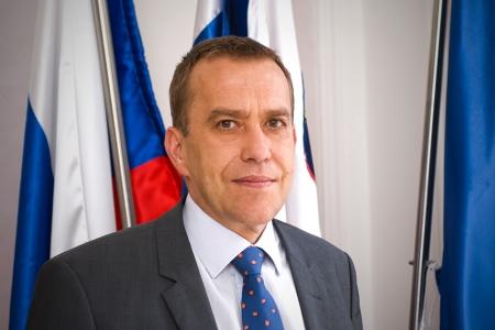 Пресс-конференция посла Словении в РФ