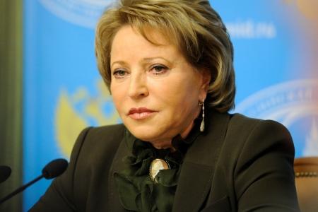 Комментарий Председателя Совета Федерации В.И. Матвиенко в связи с гибелью журналиста П.Шеремета
