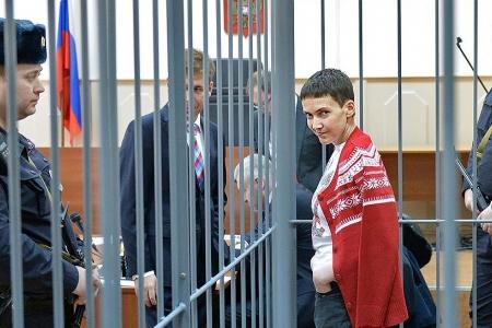 Надежда Савченко - ненужный герой и несвоевременные мысли