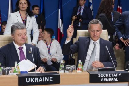Украина – туманный горизонт или долгий путь к НАТО