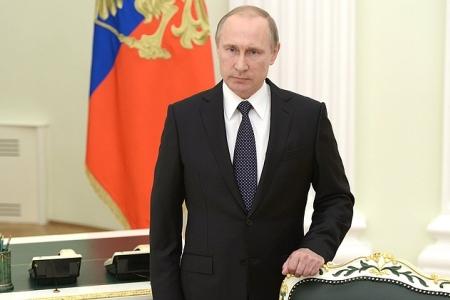 В.В. Путин выразил соболезнования Президенту Франции