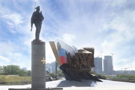 В России почтили память воинов-участников Первой мировой войны