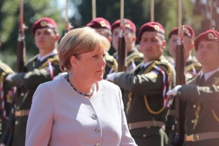 О визите канцлера ФРГ в Чехию