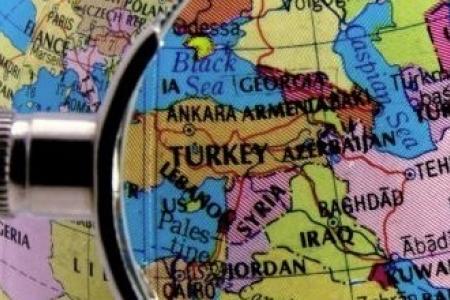 Средний Восток разворачивается на Север
