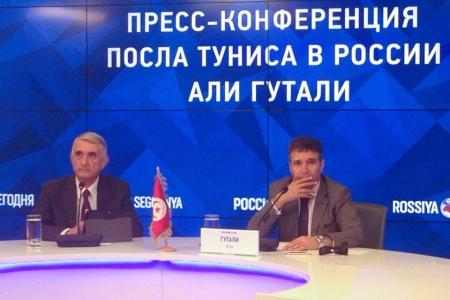 Посол Туниса в России Али Гутали: «Россия всегда действовала и продолжает действовать в интересах сотрудничества и взаимопонимания народов»