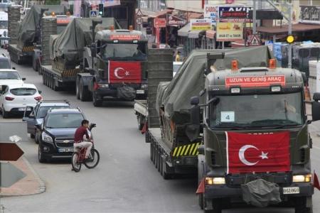 «Щит Евфрата» - новый узел сирийского конфликта