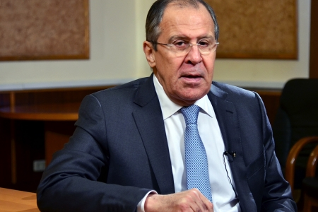Foreign Minister Sergey Lavrov's interview for Channel One's production dedicated to Fidel Castro's 90th birthday, Moscow, August 13, 2016