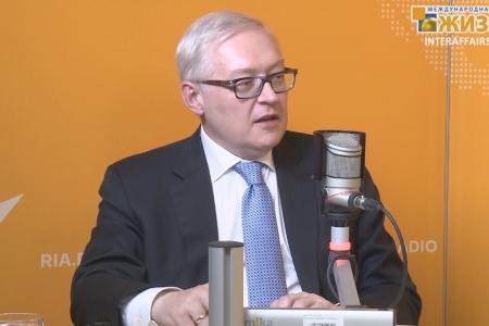 Рябков Сергей Алексеевич, Заместитель министра Иностранных Дел (часть 2-я)