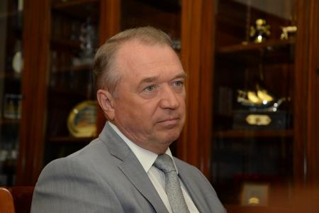 С.Катырин, президент ТПП РФ: Для российской экономики альтернативы вступления в ВТО не было четыре года назад, нет и сейчас
