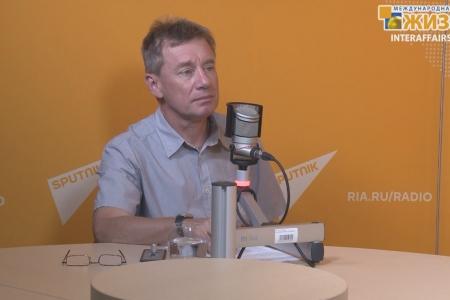 Кокорин Алексей Олегович – климатолог, Директор программы «Климат и энергетика» Всемирного Фонда дикой природы.(часть 1-я)