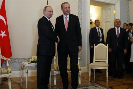 Визит Эрдогана в Россию: частичная перезагрузка отношений