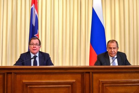 Россия – Новая Зеландия: взаимодействие на взаимовыгодной основе