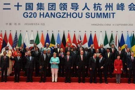 «Большая двадцатка» распалась на пары